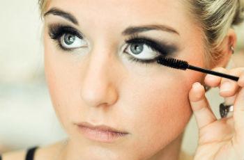 Макияж для женщин с большими глазами