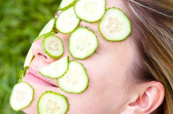 Маски из огурца для лица, быстрые домашние рецепты для всех типов кожи