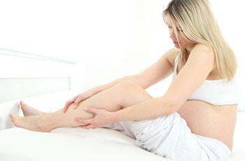 Как предотвратить отекание ног при беременности
