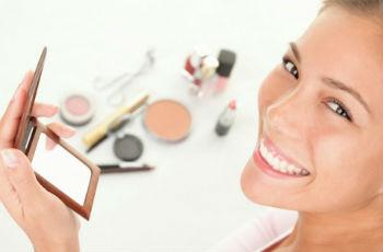 Создание образа с помощью правильно нанесенного макияжа