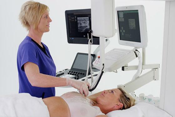 УЗИ перед операцией проводится для уточнения размеров и положения опухоли
