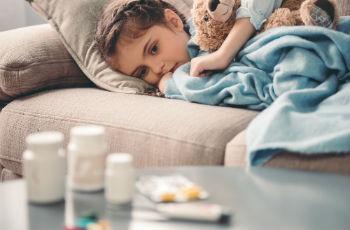 Симптомы энтеровируса у детей