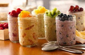 Фруктово-ягодные смузи для похудения