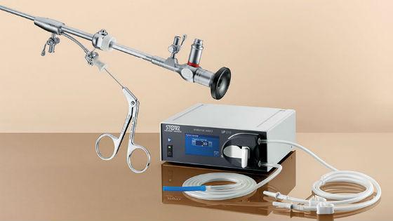 Гистероскоп для проведения диагностики и контроля операций