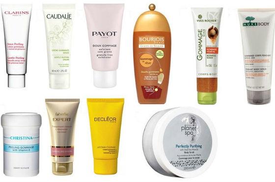 Разнообразие средств для домашнего глубокого очищения лица