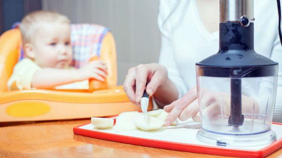 Пюре для грудничка должно быть приготовлено всегда из свежих продуктов