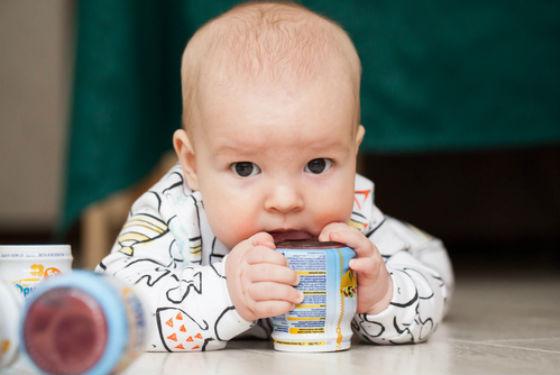 Можно ли приготовить детскую смесь в домашних