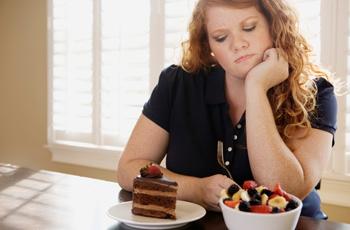 Как заставить себя похудеть: Похудение