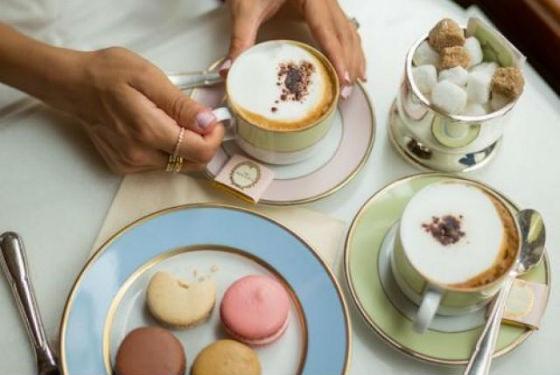 Французская система питания не исключает полностью сладкое