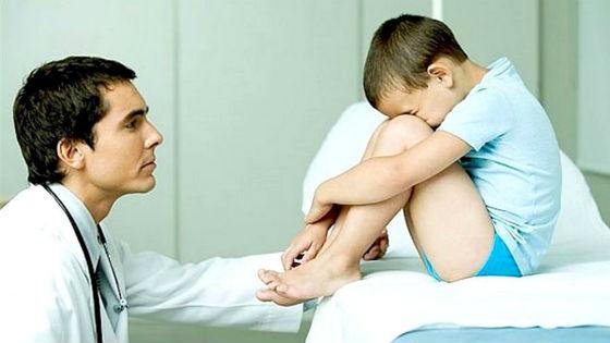 Правильную беседу с ребенком должен провести врач