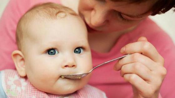 Мясное пюре для ребенка старше 7 месяцев