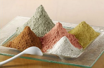 Косметическая глина, ее виды и применение