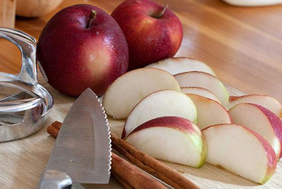Красные сорта яблок для сока