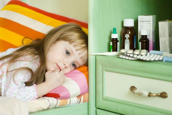 Лечение проводится присоединившейся бактериальной инфекции