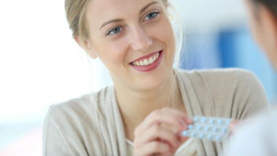 В большинстве случаев кистозные образования уходят после применения гормональных препаратов