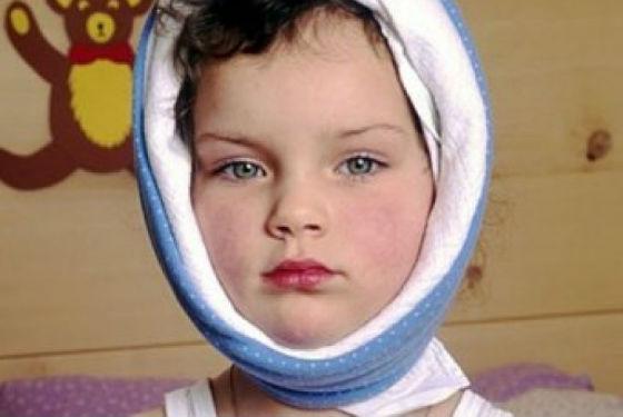 Согревающие компрессы делают, если у ребенка нет температуры
