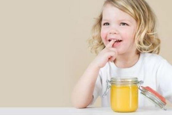 Лечение детей медово-луковой смесью