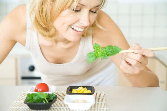 Желательный размер порций при соблюдении любой диеты