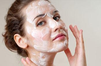 маски для лица из дыни для сухой кожи
