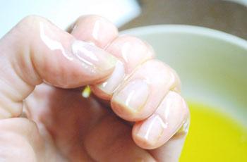 народные средства для ухода за руками и ногтями