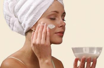 маска для лица на ночь с оливковым маслом