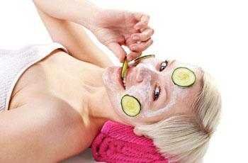 маски из кефира для лица для сухой кожи