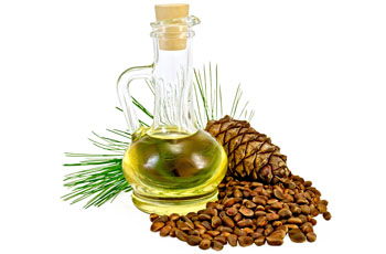 Масло кедрового ореха, полезные свойства, применение, рецепты для кожи, волос, лечения