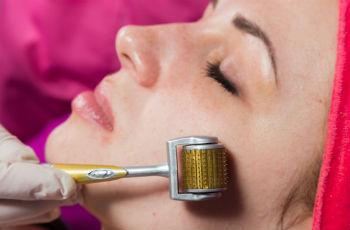 Уход за кожей :: Использование мезороллера для лица, лучшие модели, виды, противопоказания