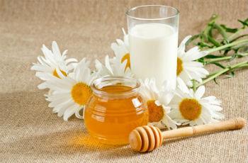рецепт молоко с медом при простуде