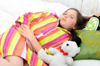 Течение болезни Эпштейна-Барр у ребенка