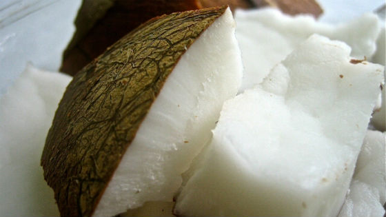 Мякоть кокоса для приготовления молока в домашних условиях