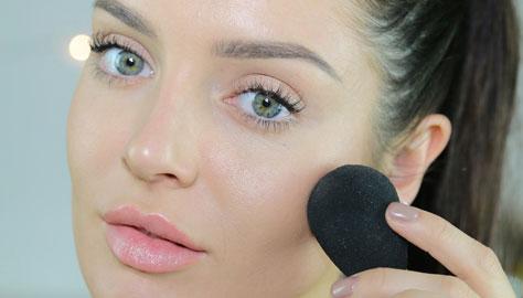 Правильное нанесение основы под макияж