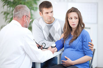 Беременность и давление низкое