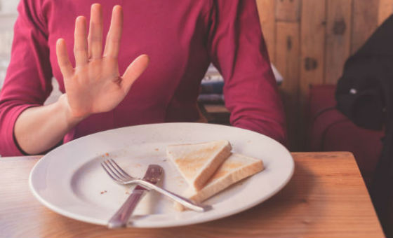Хлеб на кремлевской системе питания запрещен