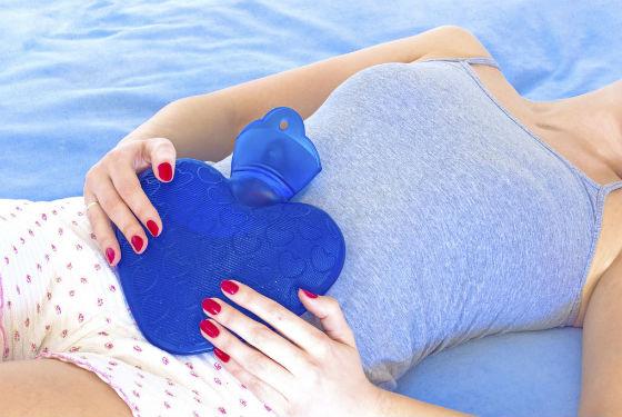 Болезненные менструации как признак отклонений