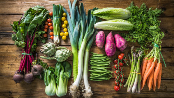 Сыроедение помогает сбросить вес и очистить организм