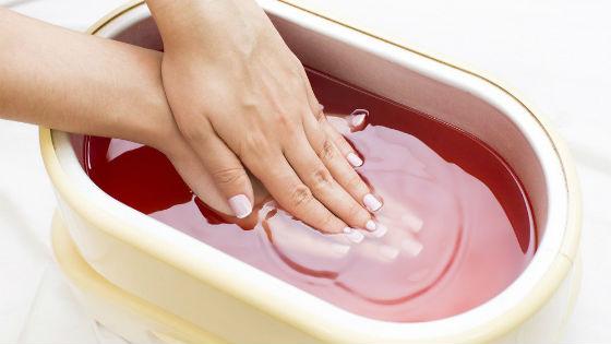 Из чего сделать ванночку для ногтей в домашних условиях 427