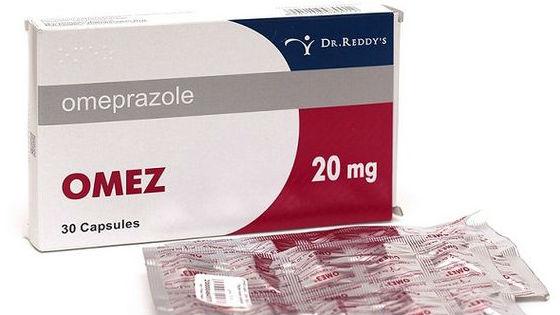 Омез для предотвращения последствий приема нестероидных препаратов