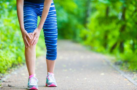 Боль часто беспокоит спортсменов из-за повышенной нагрузки