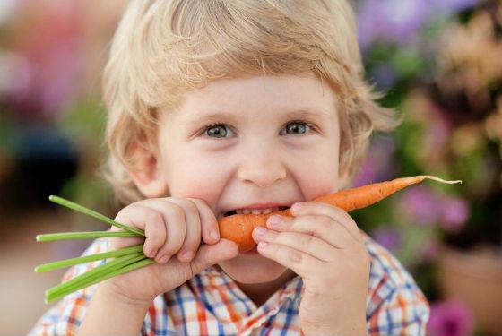 Употребление в пищу плохо промытых овощей ведет к расстройству ЖКТ