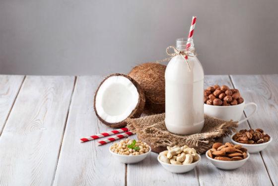 Ингредиенты для приготовления белковых домашних коктейлей