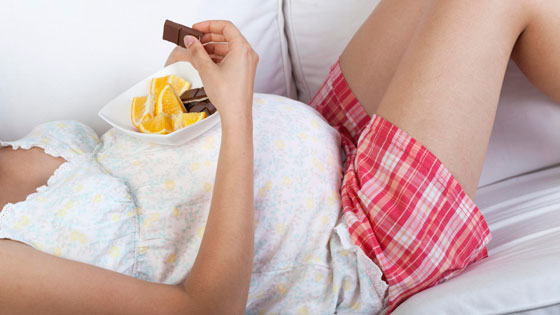 Правильное питание как профилактика изжоги у беременных