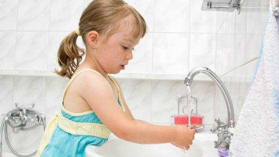 Гигиенические процедуры как основная мера профилактики ротавируса