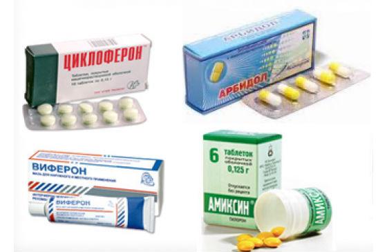 Поддерживающая противовирусная терапия