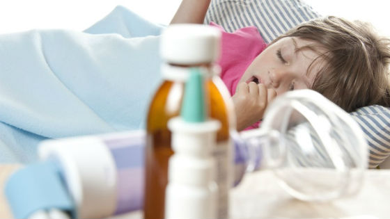 Приступы бронхиальной астмы опасны для ребенка