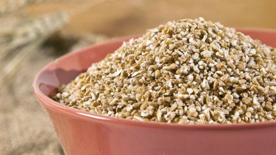 Пшеничная крупа для приготовления каши