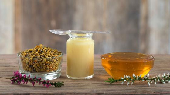 Мед и обножка для приготовления лекарств