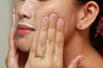 Отбеливание лица перекисью водорода