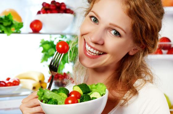 Овочевий день дієти різноманітної