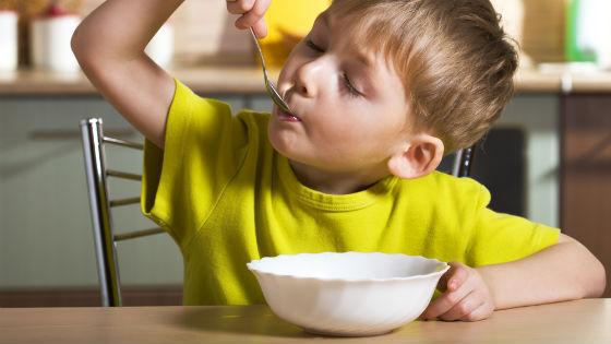 Каша из пшеницы в питании детей после года